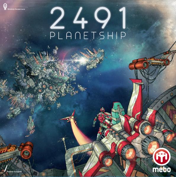 Planetship