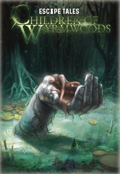 Escape Tales Children of Wyrmwoods, Grimspire, Board&Dice, 2021
