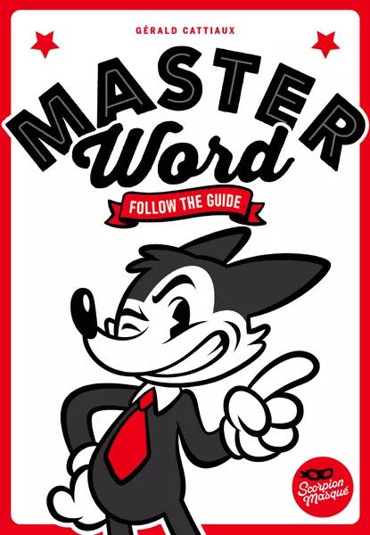 Master Word, Asmodee, Le Scorpion Masqué, 2021