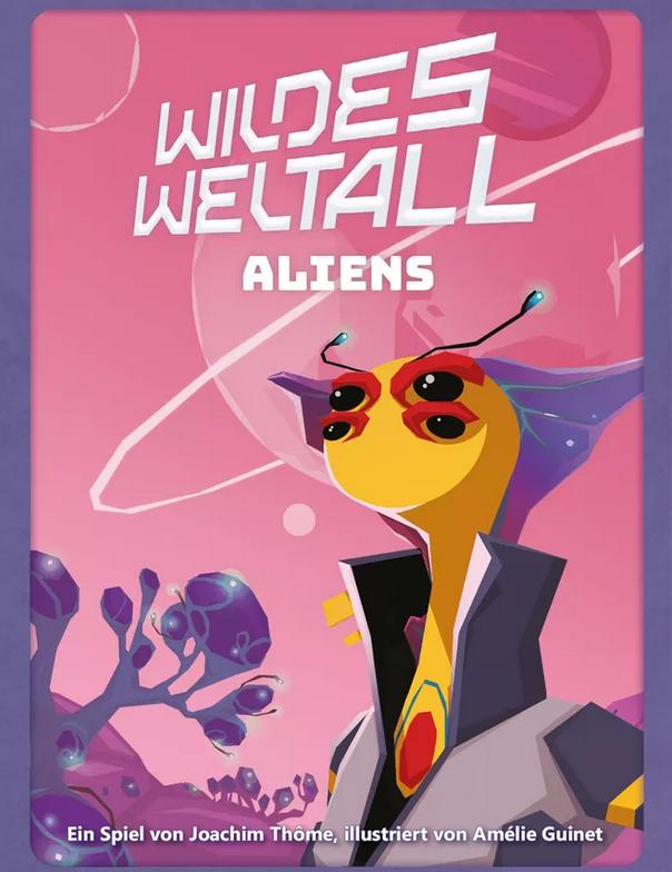 Wildes Weltall Aliens